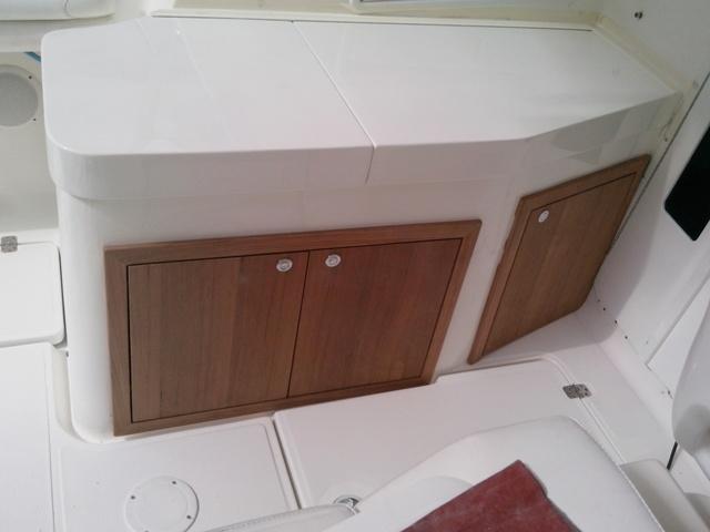 costruzione mobiletto in legno